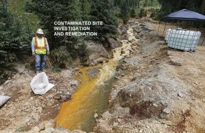 contaminated site investigation and remediation