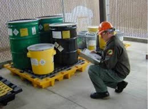 hazardous materials assessment