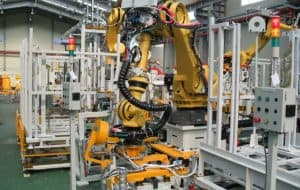 manufacturing robotic arms
