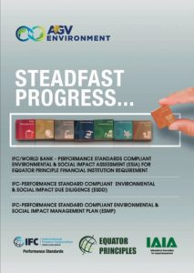 AGV Environment IFC Steadfast Progress