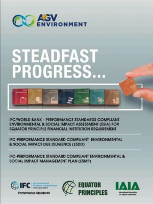 AGV Environment IFC Steadfast Progress